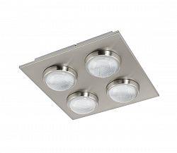 Eglo Eglo 94298 - LED Mennyezeti lámpa LOMBES 4xLED/4,5W/230V