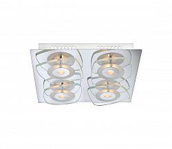 Globo Globo 41710-4 - LED mennyezeti lámpa ZARIMA 4xLED/4,5W/230V
