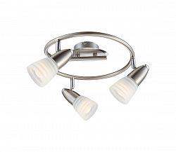 Globo GLOBO 54536-3 - Spot LED lámpa LED CALEB 3xE14/4W/230V