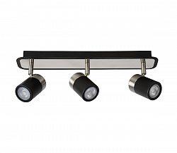 Lucide Lucide 26957/15/12 - LED Spotlámpa LENNERT LED/3x5W/230V matt króm