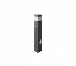 Panlux Érzékelős lámpa kültérbe 1xE14/60W/230V