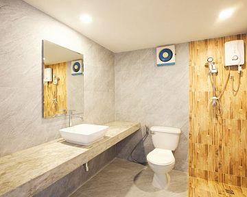 Milyen szellőztetőt vásároljunk a fürdőszobába és a WC-be? Időkapcsolós és visszacsapó szelepes szellőztető.