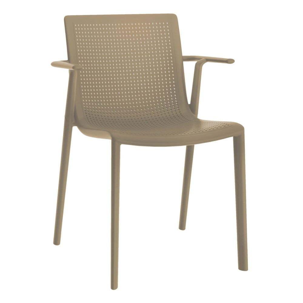 Beekat homokbarna kerti fotel, 2 db Resol