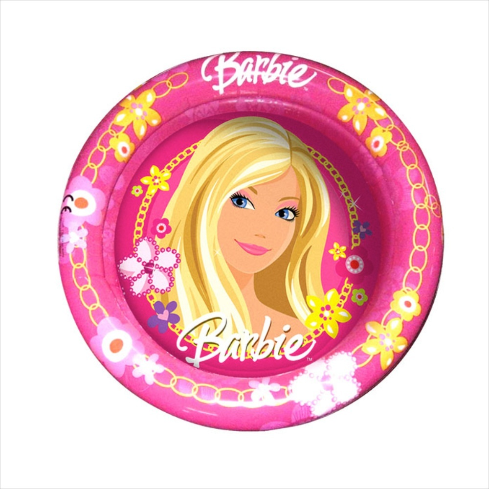 Felfújható gyerek medence Barbie 61 x15 cm