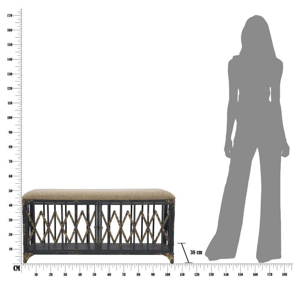 Elevator pad vasból, hosszúság 104 cm - Mauro Ferretti