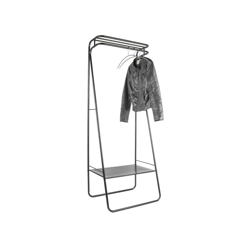Fushion fekete ruhatartó állvány - Leitmotiv
