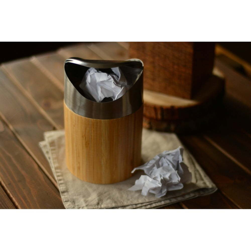 Garby szemeteskosár - Bambum
