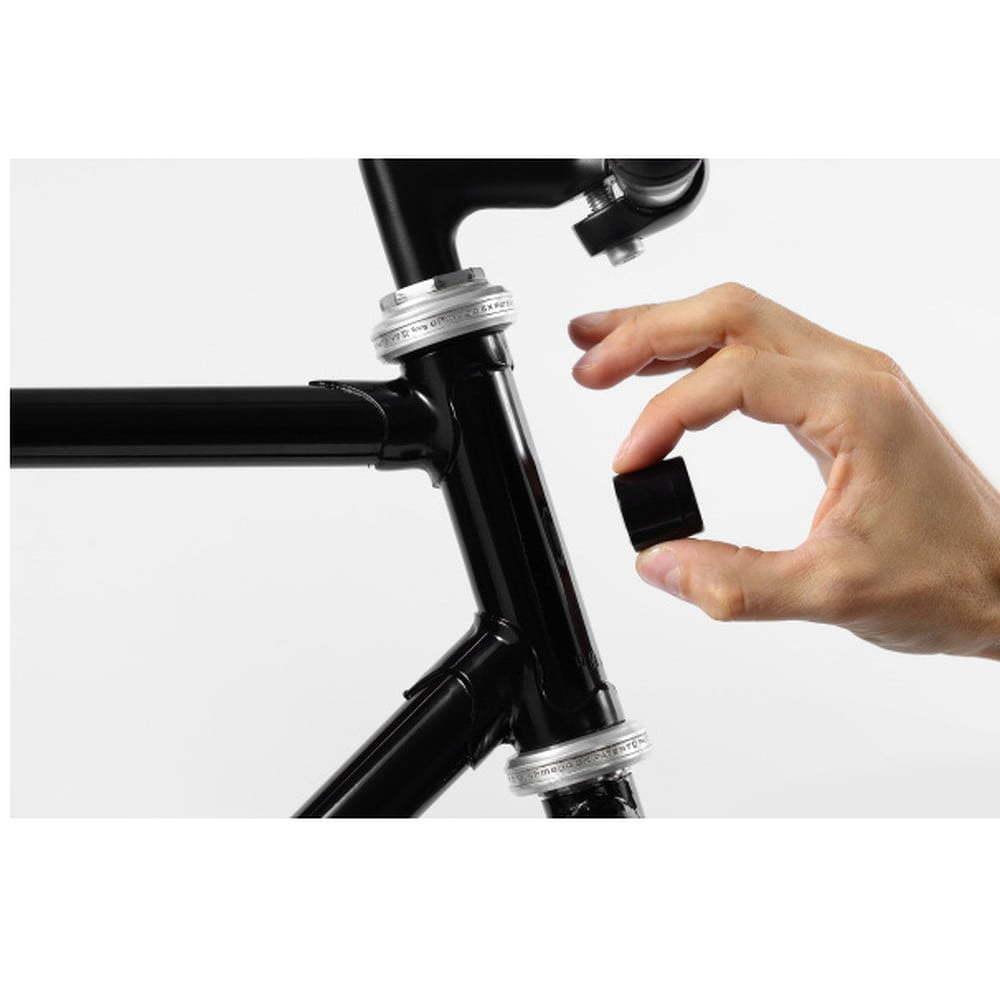 Lucetta fekete, mágneses biciklilámpa - Palomar