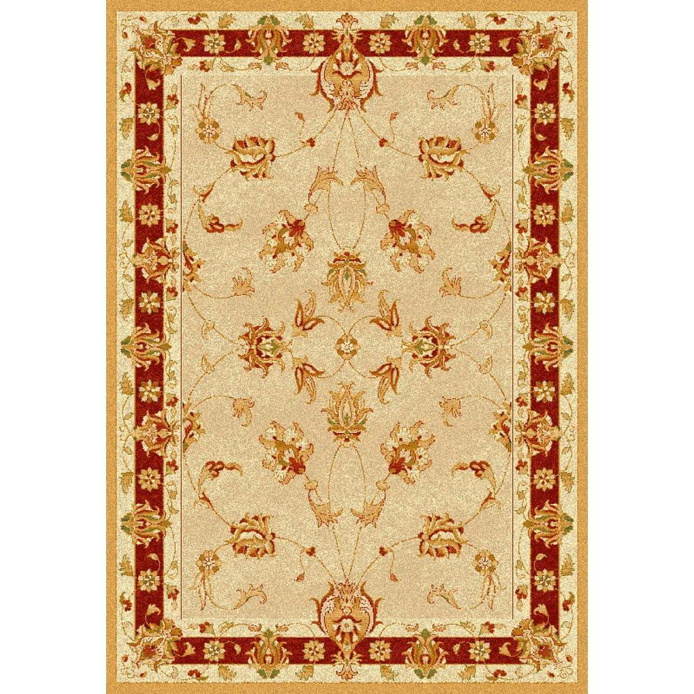 Madras bézs szőnyeg, 133x190 cm - Universal