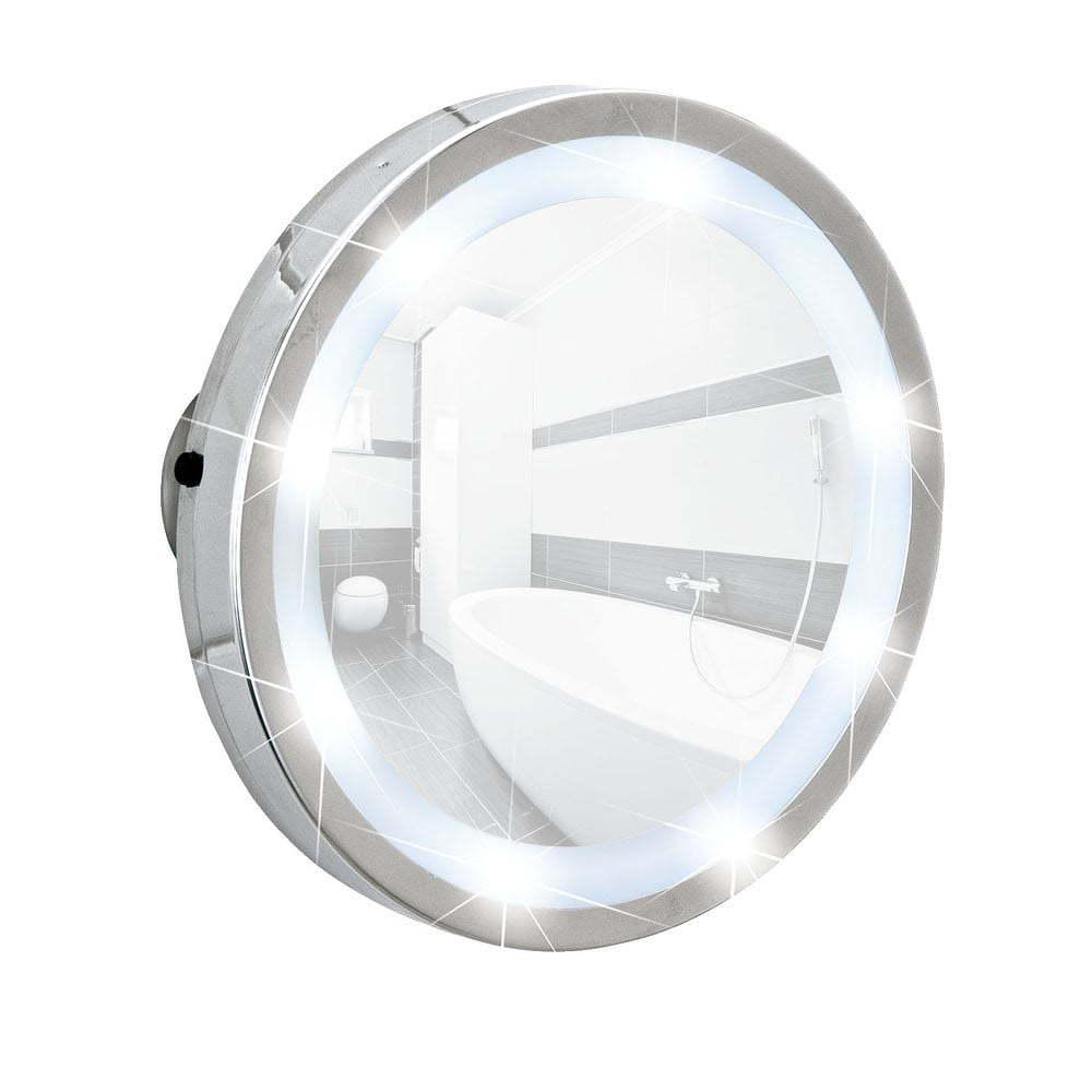 Mosso tapadókorongos kozmetikai tükör LED világítással - Wenko