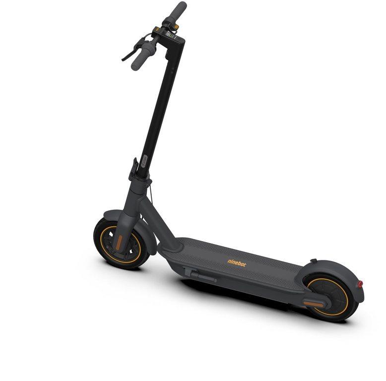 Ninebot, készítette a Segway Kickscooter MAX G30