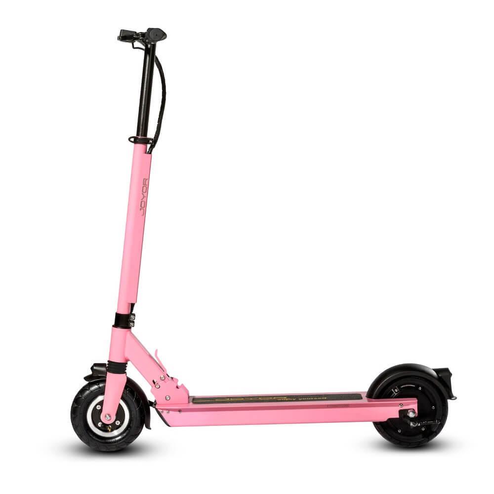 Elektromos roller Joyor A1 rózsaszín