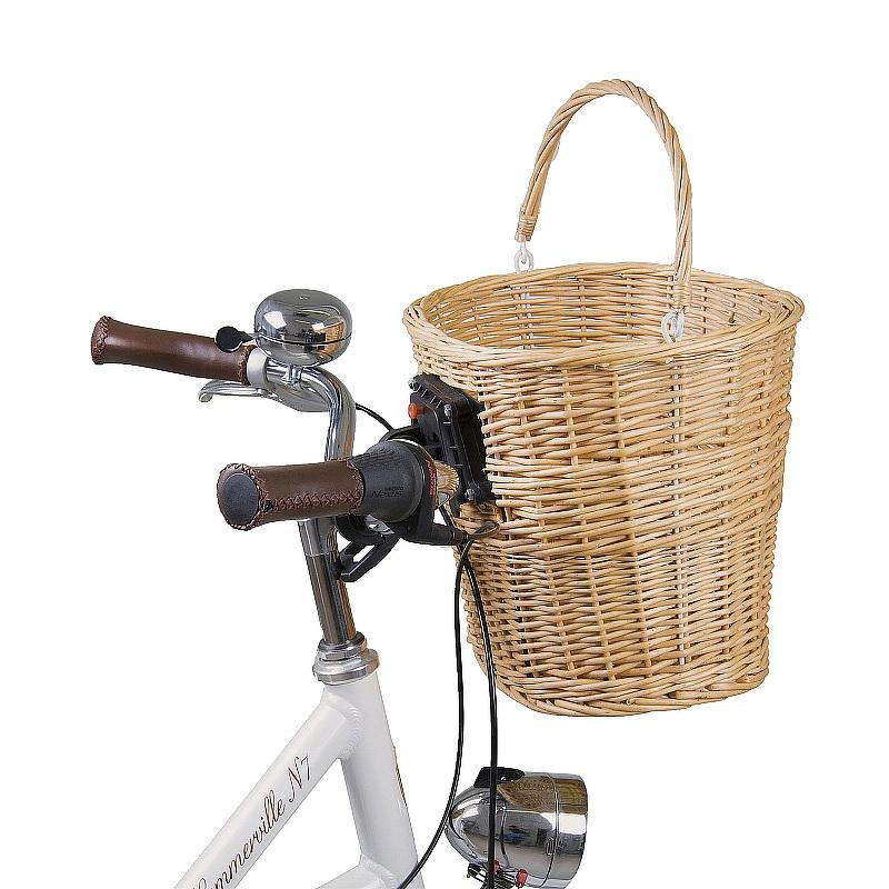 Fonott első bicikli kosár M-WAVE