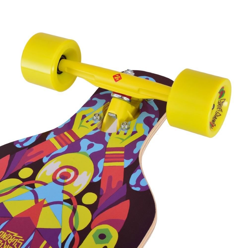 Longboard Street Surfing Freeride - Robot 39