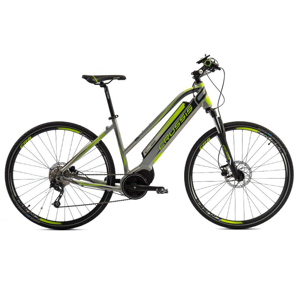 cff14a8ef73d Női cross elektromos kerékpár Crussis e-Cross Lady 7.4 - modell 2019 ...