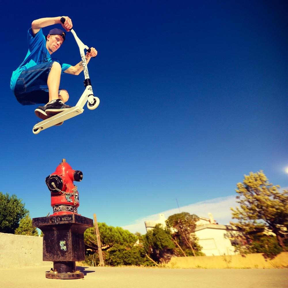 Roller Street Surfing TORPEDO Armour
