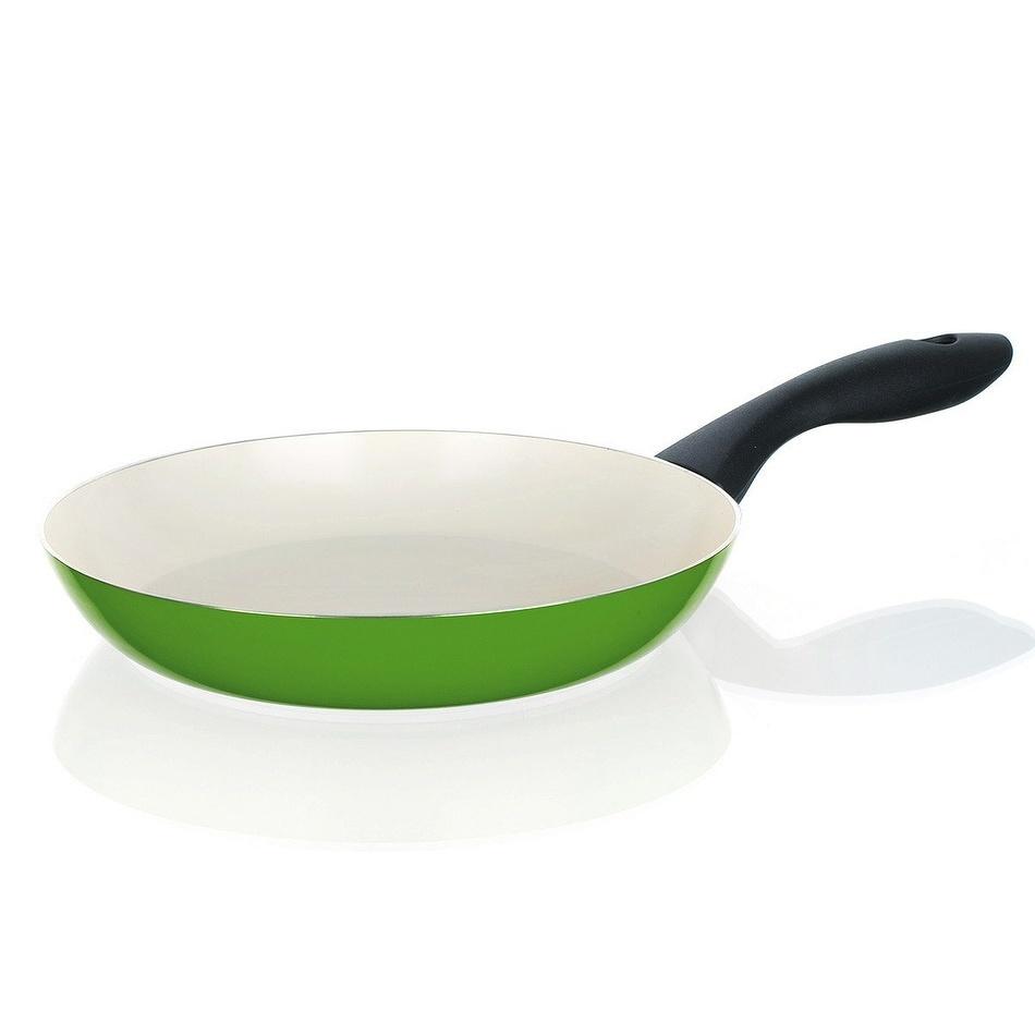Banquet zöld serpenyő, 24 cm