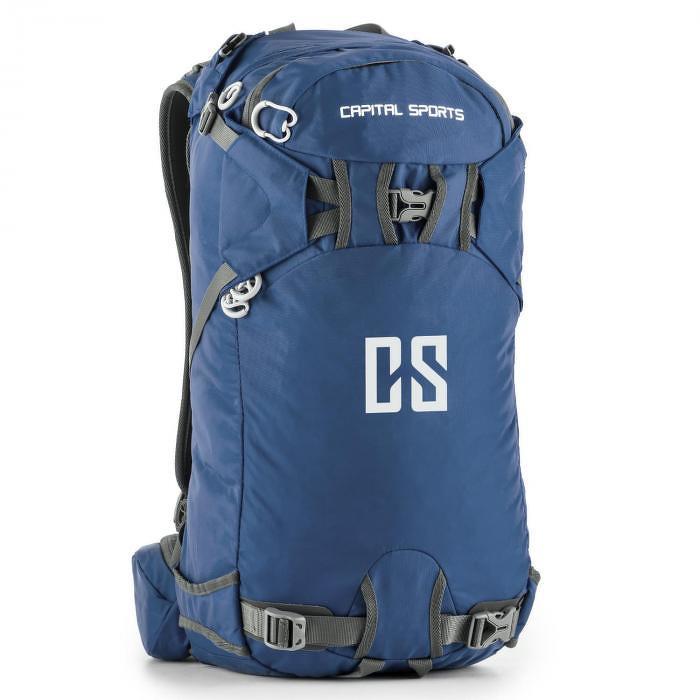 cfced996afa3 Capital Sports CS 30 szabadidő- és sport hátizsák, 30 liter, vízlepergető  nylon,
