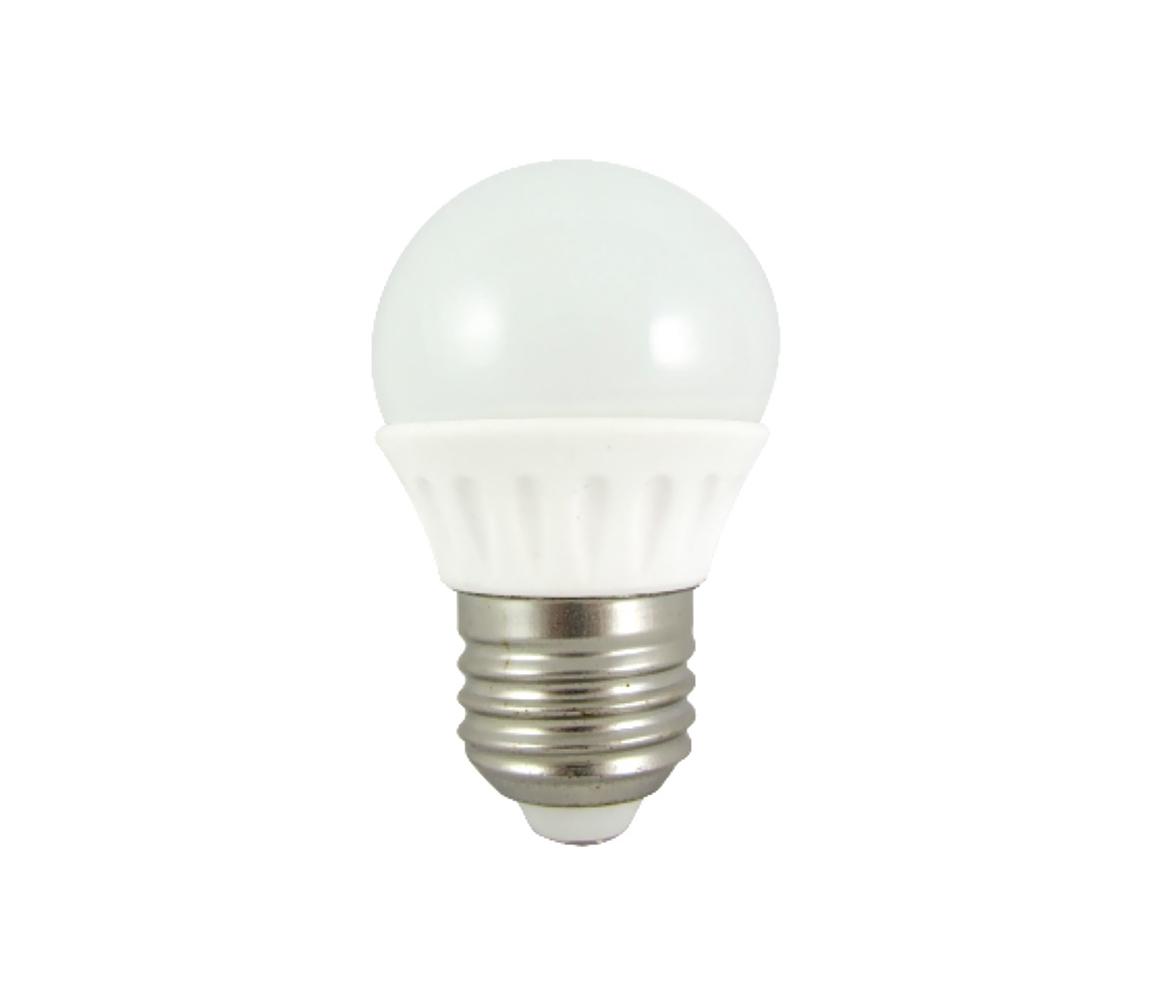 Baterie centrum LED Izzó E27/6W/230V