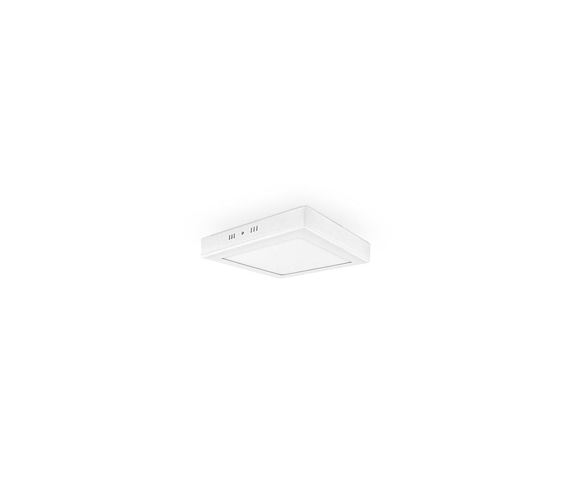Brilum LED mennyezeti lámpa ORTO SQ-NT LED/12W/230V 4000K 17x17 cm