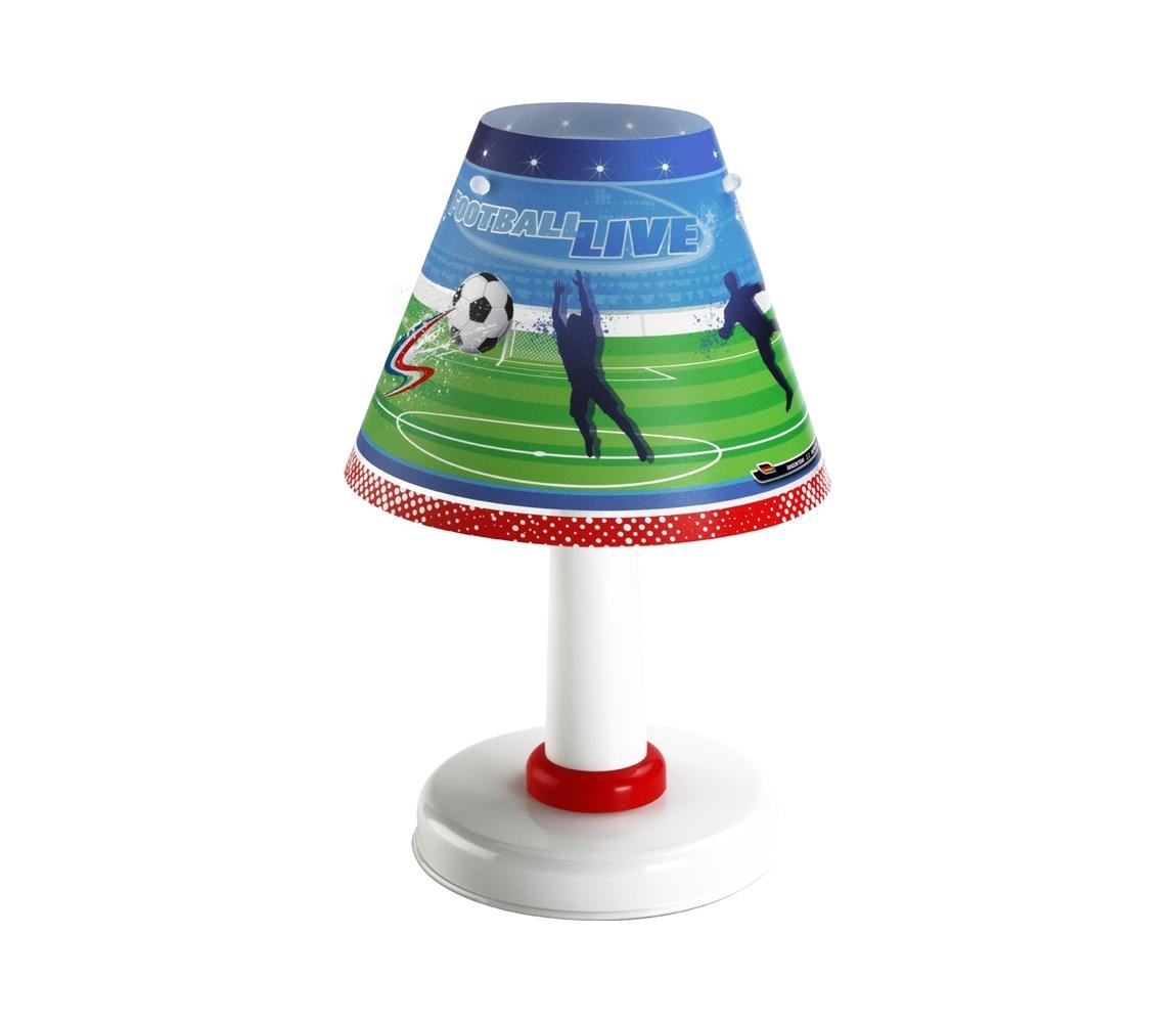 Dalber Klik 21461 - FOOTBALL asztali lámpa 1xE14/40W