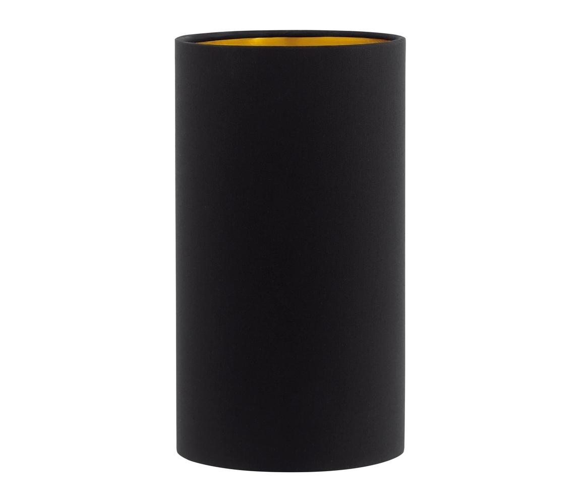 Eglo Eglo 32503 - Lámpaernyő TUNJA fekete E27 átm.12 cm