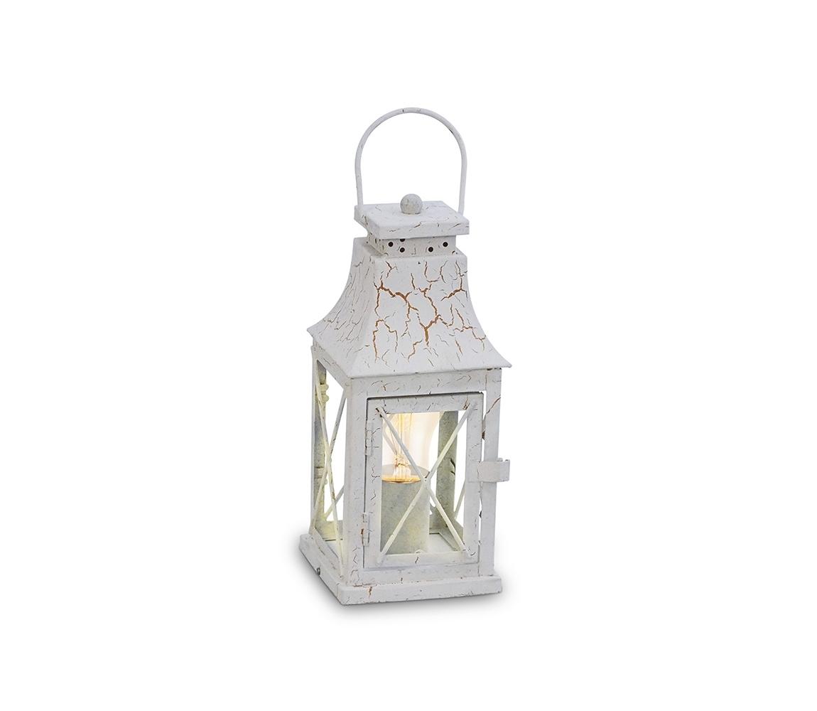 Eglo Eglo 49294 - Asztali lámpa LISBURN 1xE27/60W/230V