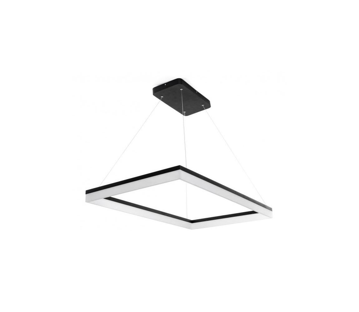 LEDKO LED Csillár Ondaren Quadro LED/55W/230V