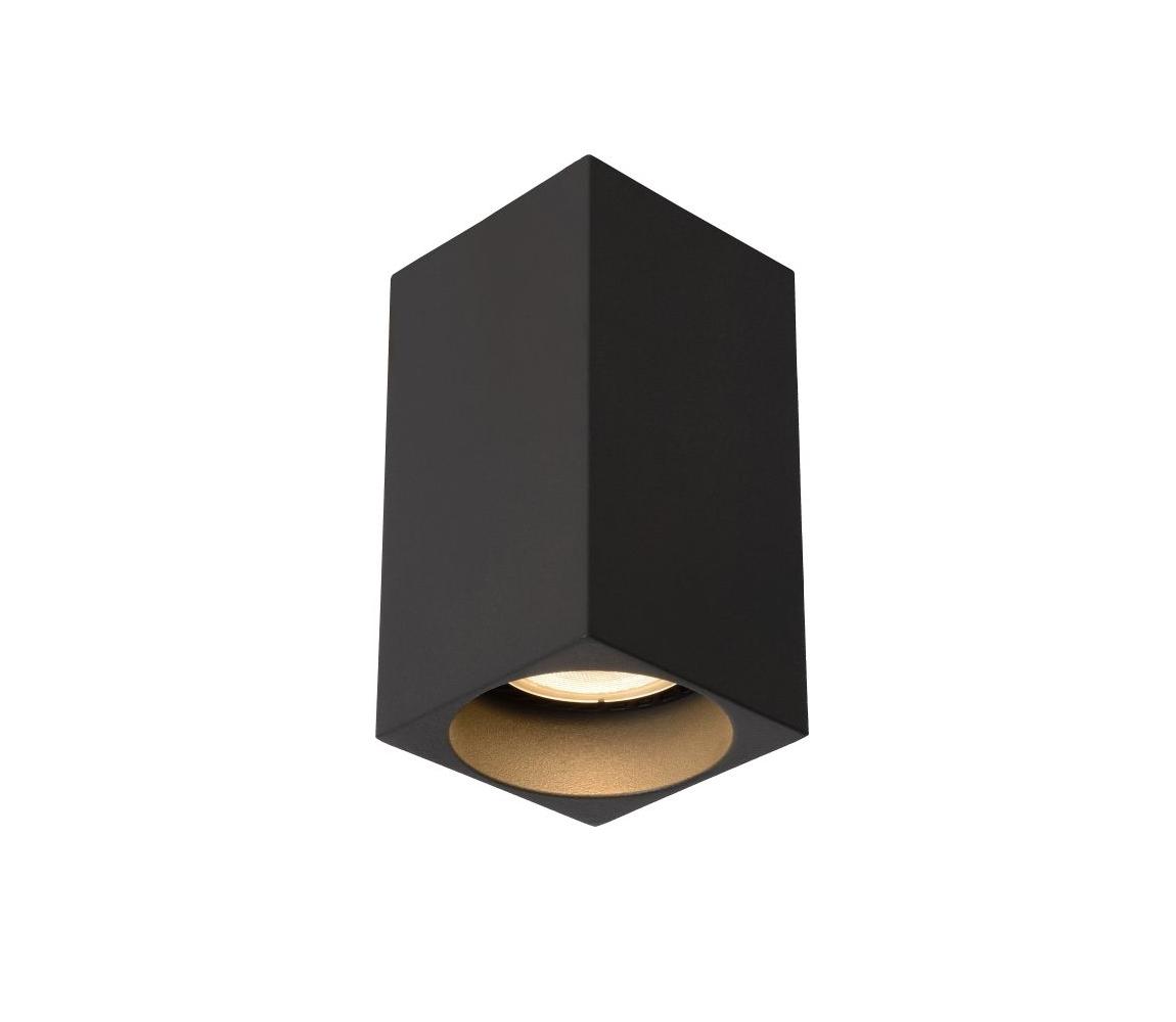 Lucide Lucide 09916/05/36 - LED mennyezeti lámpa DELTO 1xGU10/5W/230V antracit