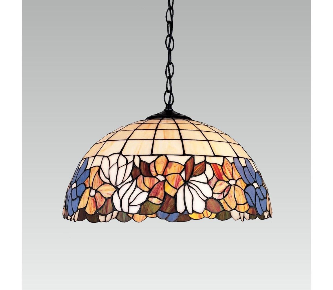 Luxera PREZENT  - TIFFANY asztali lámpa 1xE14/40W